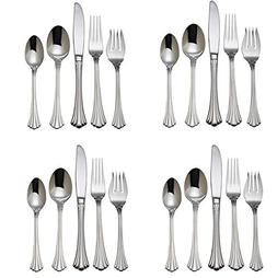 Reed & Barton 1800 18/10 Stainless Steel - 20 Piece Set