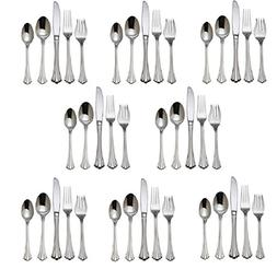 Reed & Barton 1800 18/10 Stainless Steel - 40 Piece Set