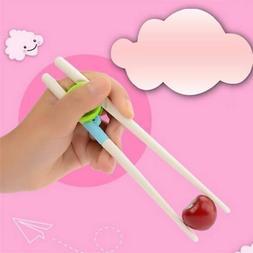 1PCS Training Chopsticks Helper Kids Adult Learning Home Kit
