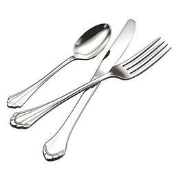 Oneida 2272SBLF Marquette Flatware - Bouillon Spoon - Case o