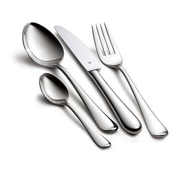 WMF 24 Piece Signum, Cromargan 18/10 Stainless Steel Cutlery
