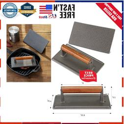 New Star Foodservice 36435 Commercial Grade Iron Steak Weigh