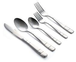 Eslite 40-pc Stainless Steel Silverware Sets Elegant design