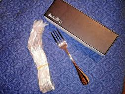 Artaste 59328 Rain 18/10 Stainless Steel Dinner Fork, 7.6-In
