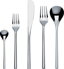 """Alessi""""MU"""" Flatware Set Composed Of One Table Spoon, Table F"""