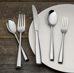 Annalise Mirror 20-Piece Flatware Set-Cambridge Silversmiths