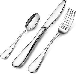 Artaste 59380 Rain 1810 Stainless Steel Flatware 36 Piece