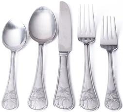 Cambridge Silversmiths 20−pc. Flatware Set