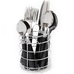 Gibson 53441.16 Sensations Stainless Steel 16-Piece Flatware