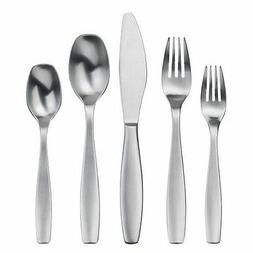 Gourmet Settings Non Stop 20-Piece Flatware Set, Service for