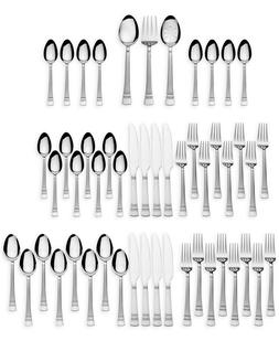 International Silver Kensington 51-Piece Stainless Steel Fla