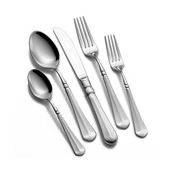 Mikasa French Countryside 45 Pc Flatware Set With Caddy