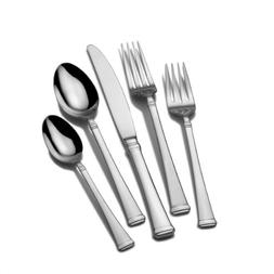 Mikasa Harmony 65-Piece Stainless Steel Flatware Set, Servic