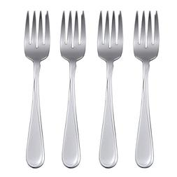 Oneida Flight, Salad Forks, Set of 4