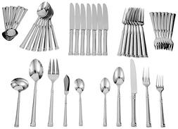 Ricci Bramasole 45-Piece Stainless-Steel Flatware Set, Servi