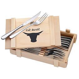 WMF Steak Cutlery 12 pieces