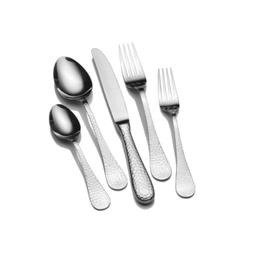 Wallace 5030397 Continental Hammered 78-Piece 18/0 Stainless