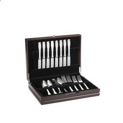 Wallace Dark Walnut Silverware Chest, 15-Inch