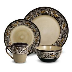 Gourmet Basics Alexandria 32 Piece Dinnerware Set