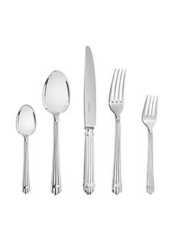 Christofle Aria Silver Plated Five Piece Place Setting