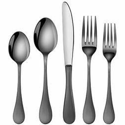 56945 Flatware Sets Rain 18/10 Stainless Steel 20-Piece Set,