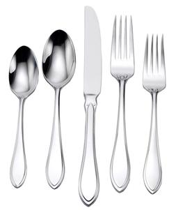 Oneida Astair 20 Piece Casual Flatware Set, Service for 4