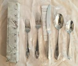 Yamazaki Austen 18/8 Stainless 5 Pc Place Setting Knife Fork