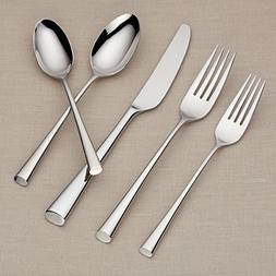 Dansk Bistro Cafe 5-piece Stainless Flatware Place Setting