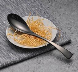 Black Cutlery Set Stainless Steel Western Food Tableware Set