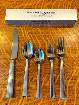 BRAND NEW  REED & BARTON *DELPHI* STAINLESS  FLATWARE *YOU C