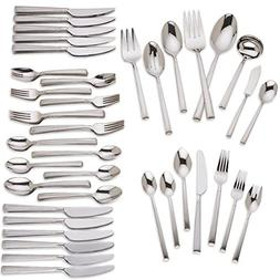 Brentwood 107-piece Stainless Flatware Set By Lenox