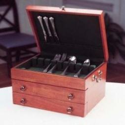 Reed & Barton Bristol Grande 43CF Flatware Chest