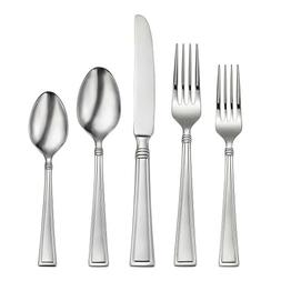 Oneida Butler 65-Piece Flatware Set, Service for 12