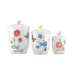 Lenox® Butterfly Meadow® 3-pc. Canister Set