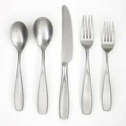 Cambridge Inez Satin 20-Piece Flatware Set by Cambridge Silv