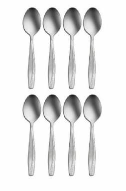 Oneida Camlynn / Cleo Stainless Pierced Serving Spoon NEW