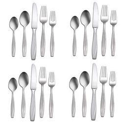 Oneida Camlynn  Flatware Set Knives Serving & Teaspoons Dinn