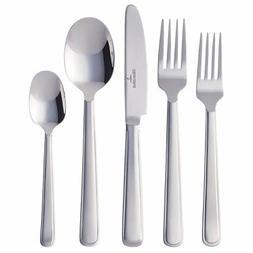 celeste 60 piece flatware set by villeroy