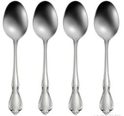Oneida Chateau Dinner Place Spoons - Set of 4