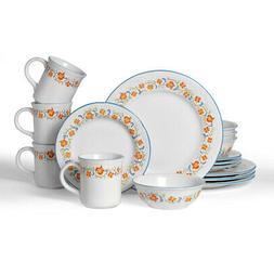 Pfaltzgraff Colebrook 16 Piece Dinnerware Set, Service for 4