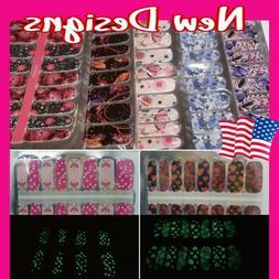 Color Nail Polish Strips BIG SALE BUY 4 GET 3 FREE Christmas