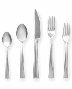 CONTINENTAL DINING Lenox 47pc Service for 8 Stainless Flatwa