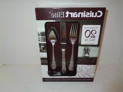 Cuisinart Elite CFE-01-F20 Cutlery Set - 20 Piece - 4 x Dinn