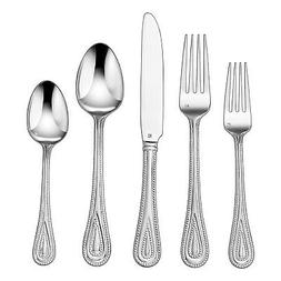 Cuisinart Elite Fampoux 20-Piece Flatware Set