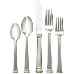 eternal frosted flatware set