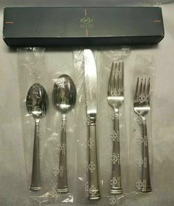 Lenox Eternal Frosted Fw 5 Pc Place Set