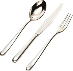 "Alessi""Caccia"" Flatware Set Composed Of Table Spoons, Table"