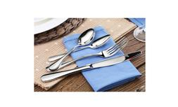 Artaste Flatware Set Rain 20-Piece 18/10 Service for 4 Elega