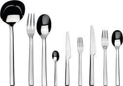"""Alessi""""Ovale"""" Flatware Set Of Twelve Table Spoons, Table For"""