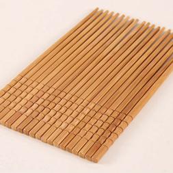 Food Home & Kitchen Wood Chopsticks Flatware Wooden Tablewar
